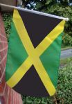 HAND WAVING FLAG - Jamaica